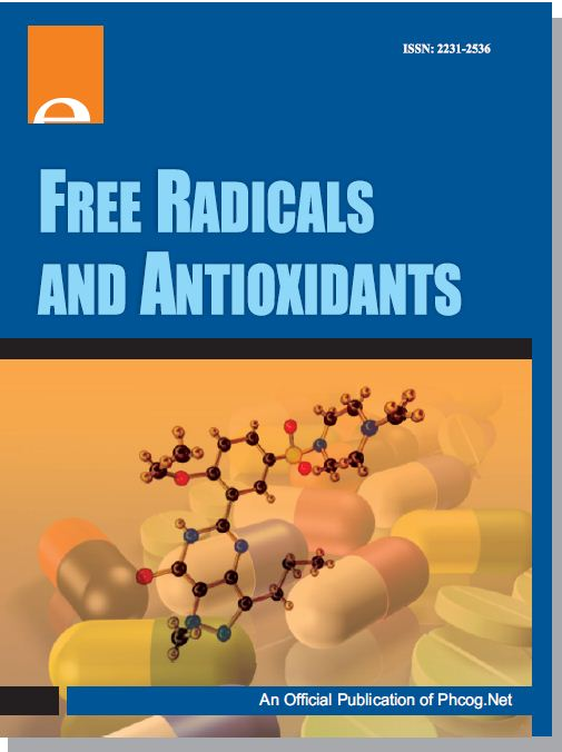 View Vol. 2 No. 1 (2012): Free Radicals and Antioxidants